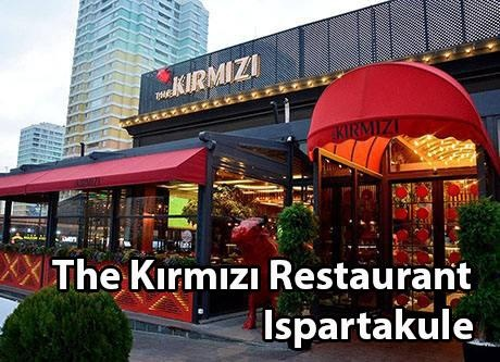 THE KIRMIZI STEAKHOUSE ET RESTAURANT ISPARTAKULE BİZİMEVLER